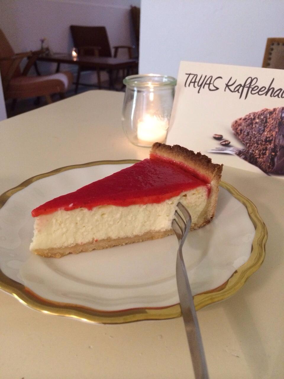 Café Tayas - Bestellung